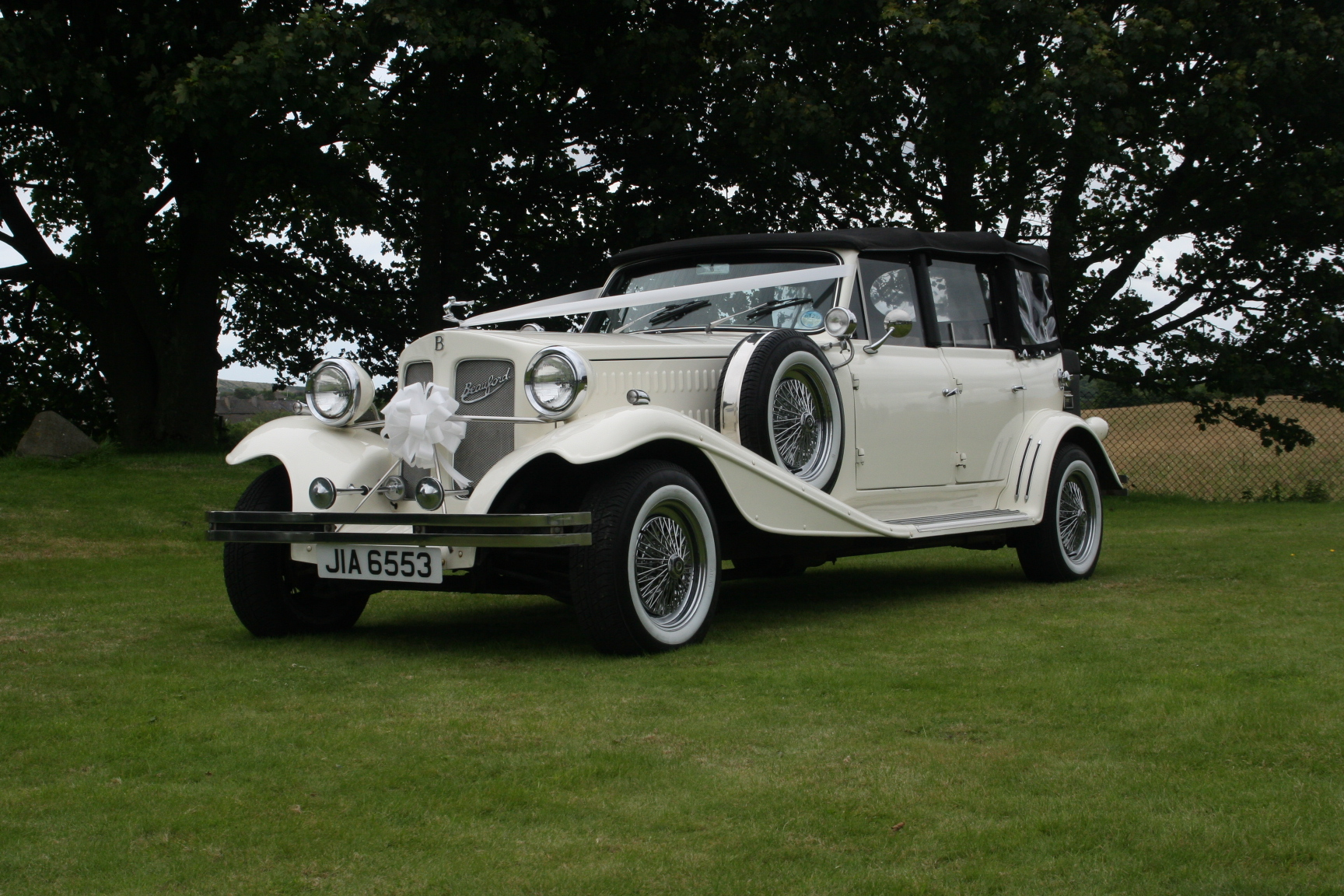 DJ Classic Cars | Special occasion and wedding car hire